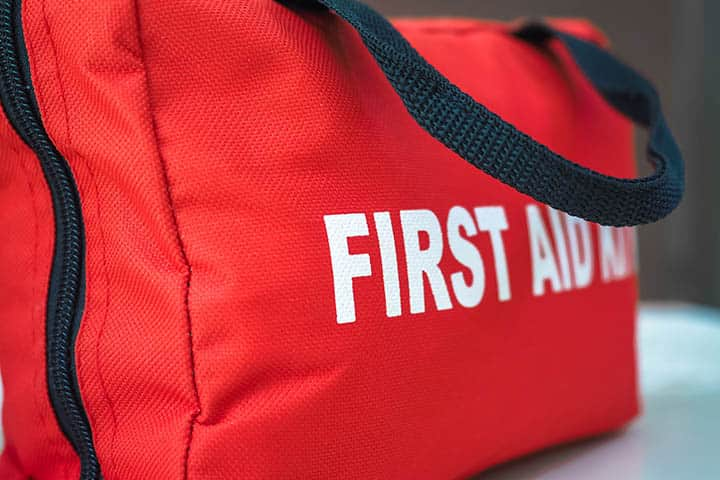 Emergency First Aid Level 3 image