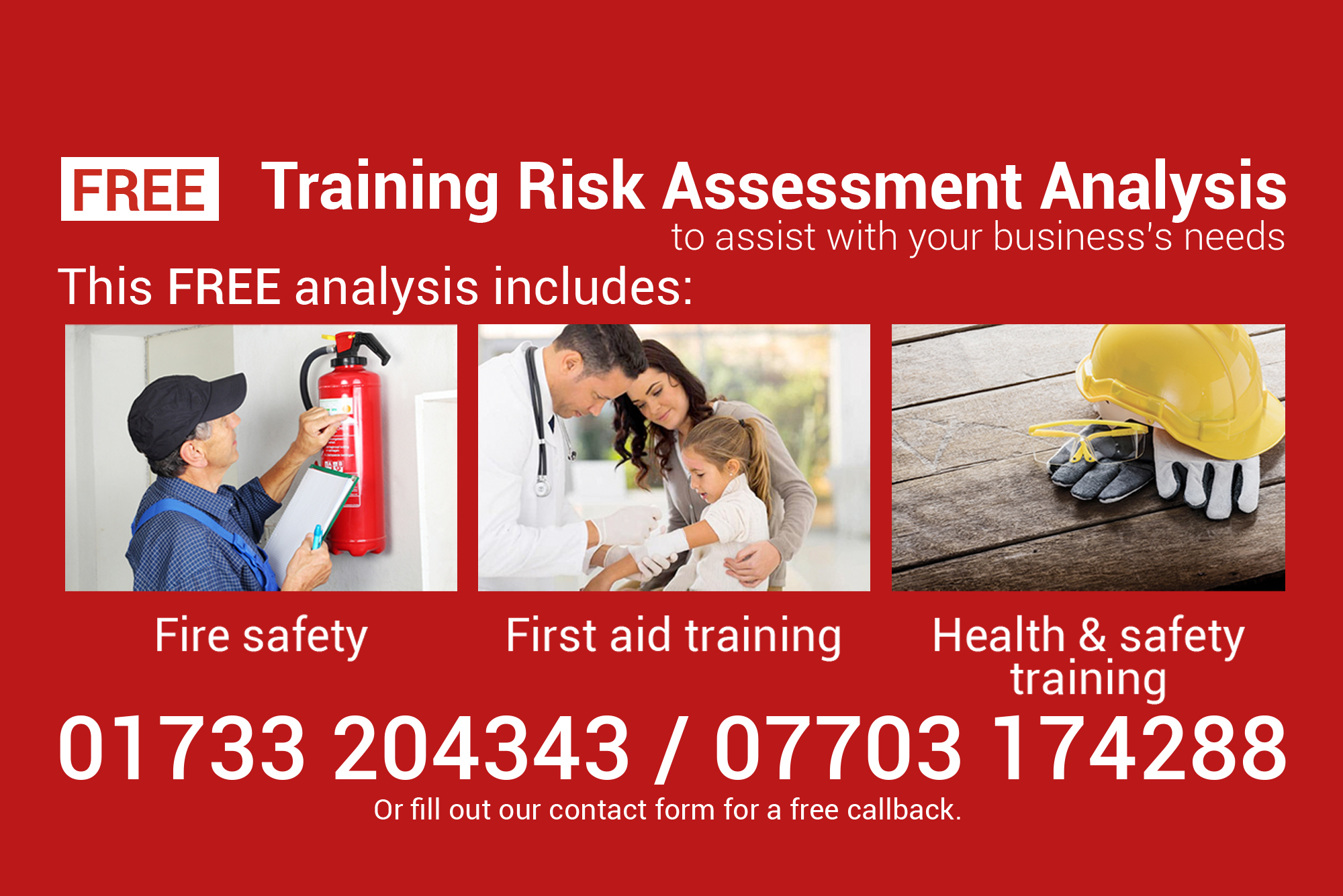 Free Workplace and Fire Assessment Analysis